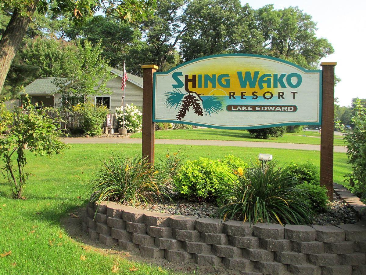 Resort History - Shingwako Resort